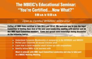 MBEIC_Seminar_OCT_2014