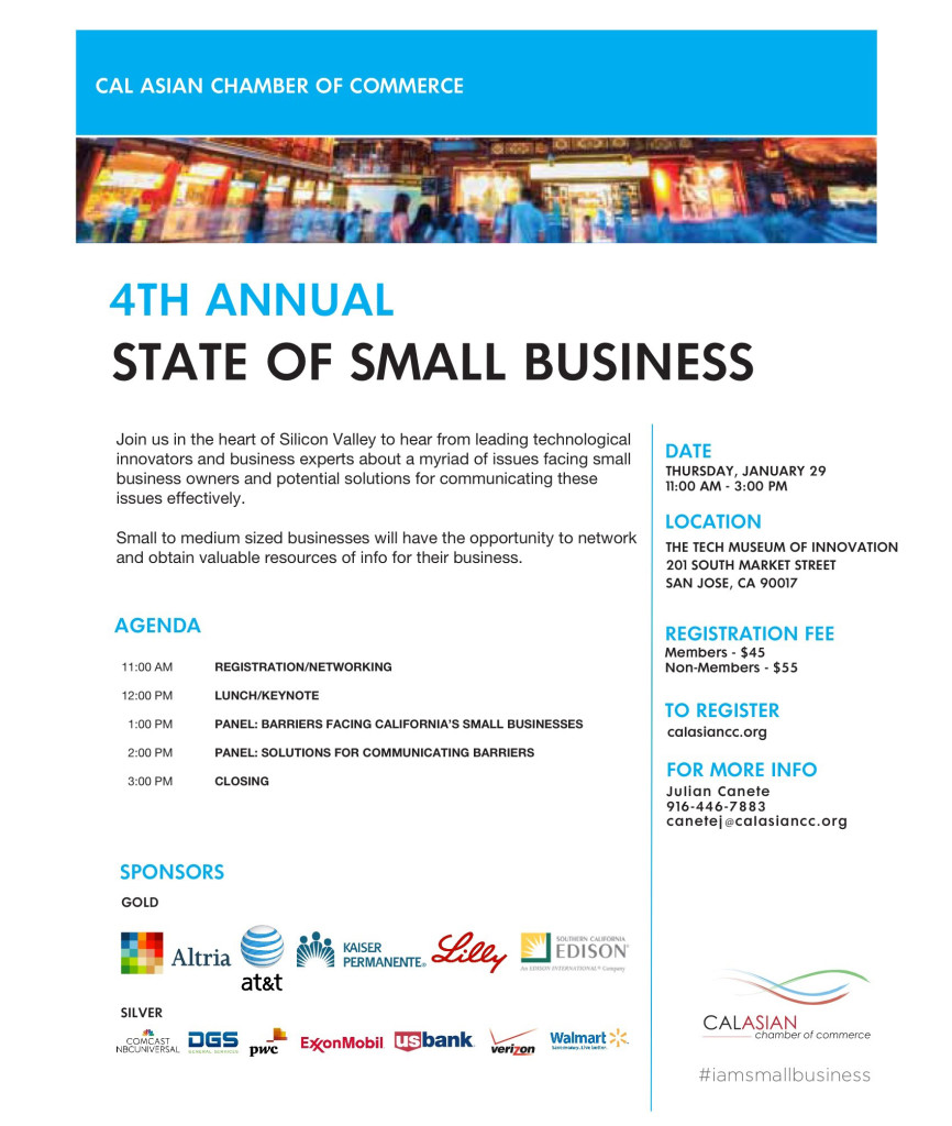 4th Annual State of Small Business